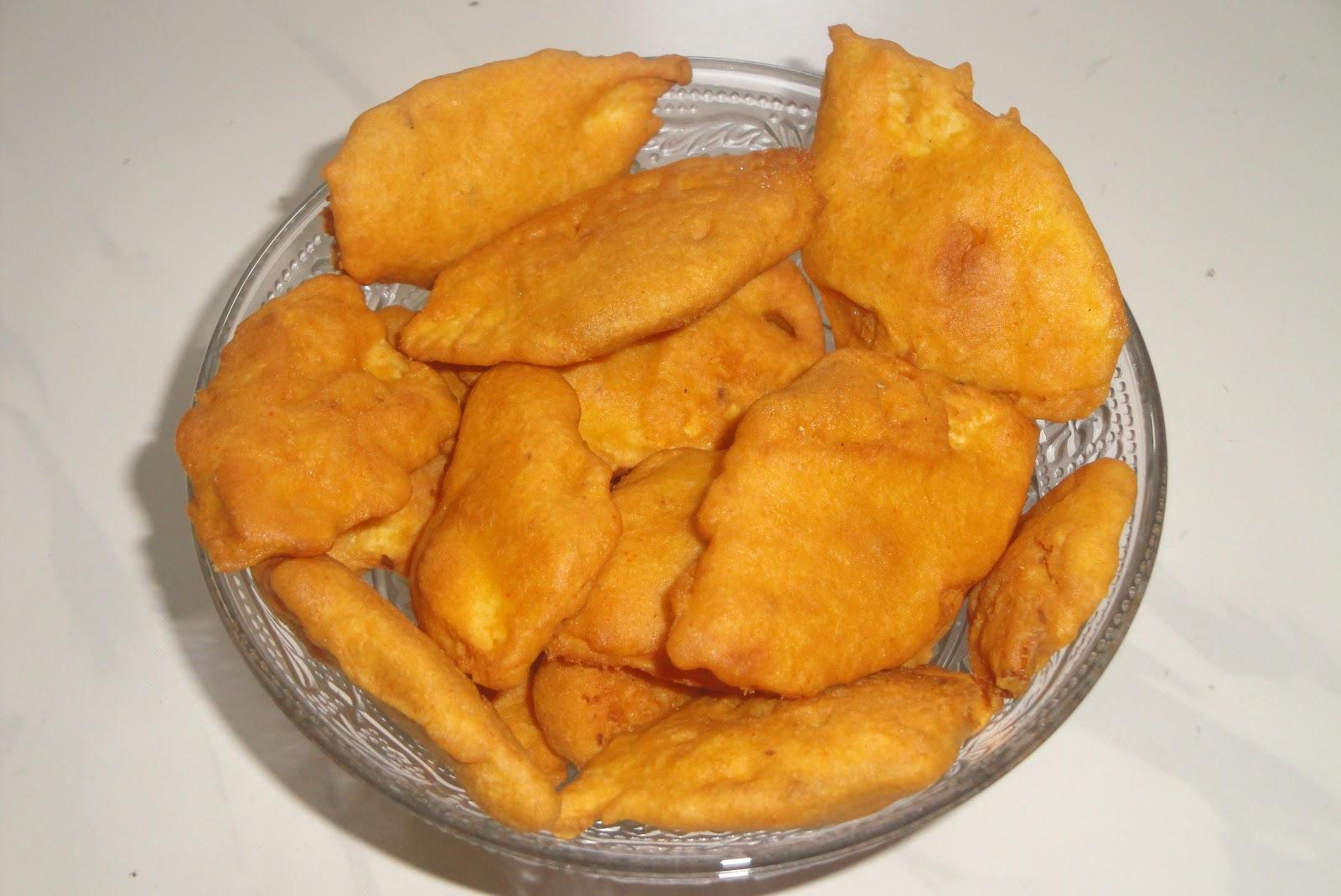 Bajji Recipe- How to prepare breadfruit bajjis