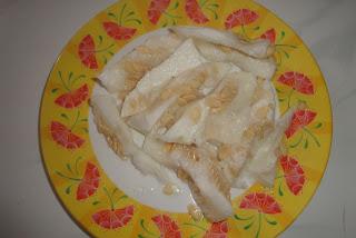ash gourd kernel (bondu)