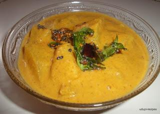 Ash Gourd Recipes- Ash Gourd Coconut Curry