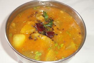 ash gourd curry