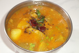 Ash Gourd Recipes – Ash Gourd Curry Recipe