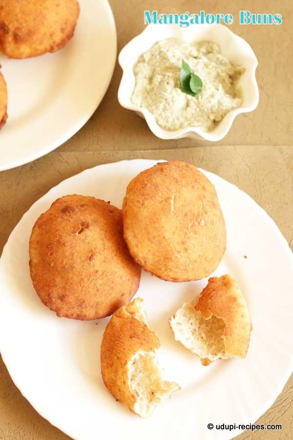 Yummy snack mangalore buns