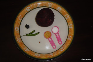 Beetroot Chutney/Beetroot Chutney without Coconut