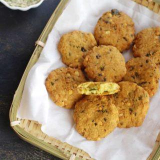 Masala vada-Chattambade tasty