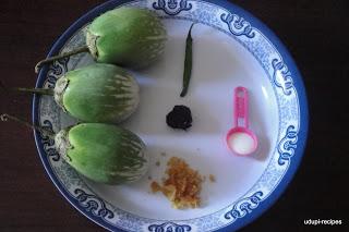 Brinjal Chutney/Eggplant Chutney Recipe