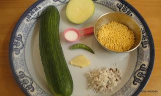 Kosambari Recipe/Cucumber Kosambari Recipe