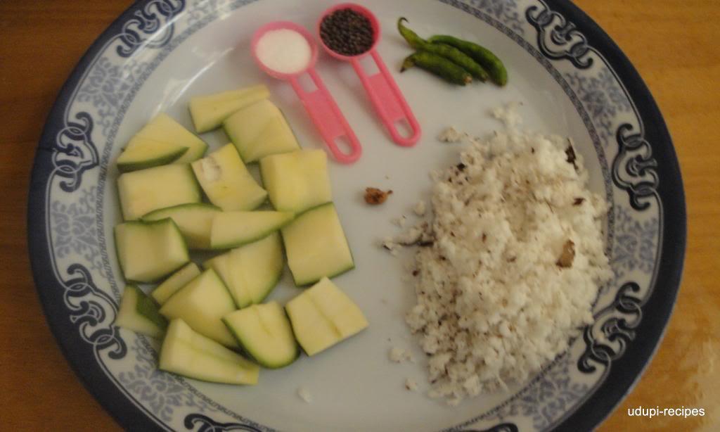Raw mango Saasmi/Kukku Saasmi Recipe