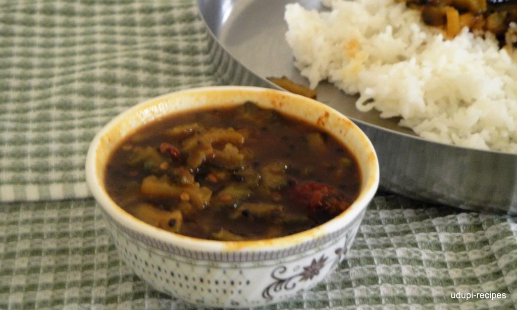 Bitter Gourd Recipes- Bitter Gourd Curry |Bitter Gourd Kayi Rasa Recipe