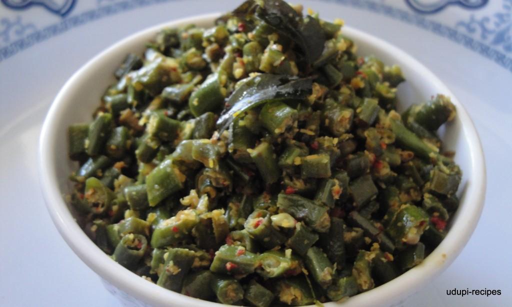 long beans palya