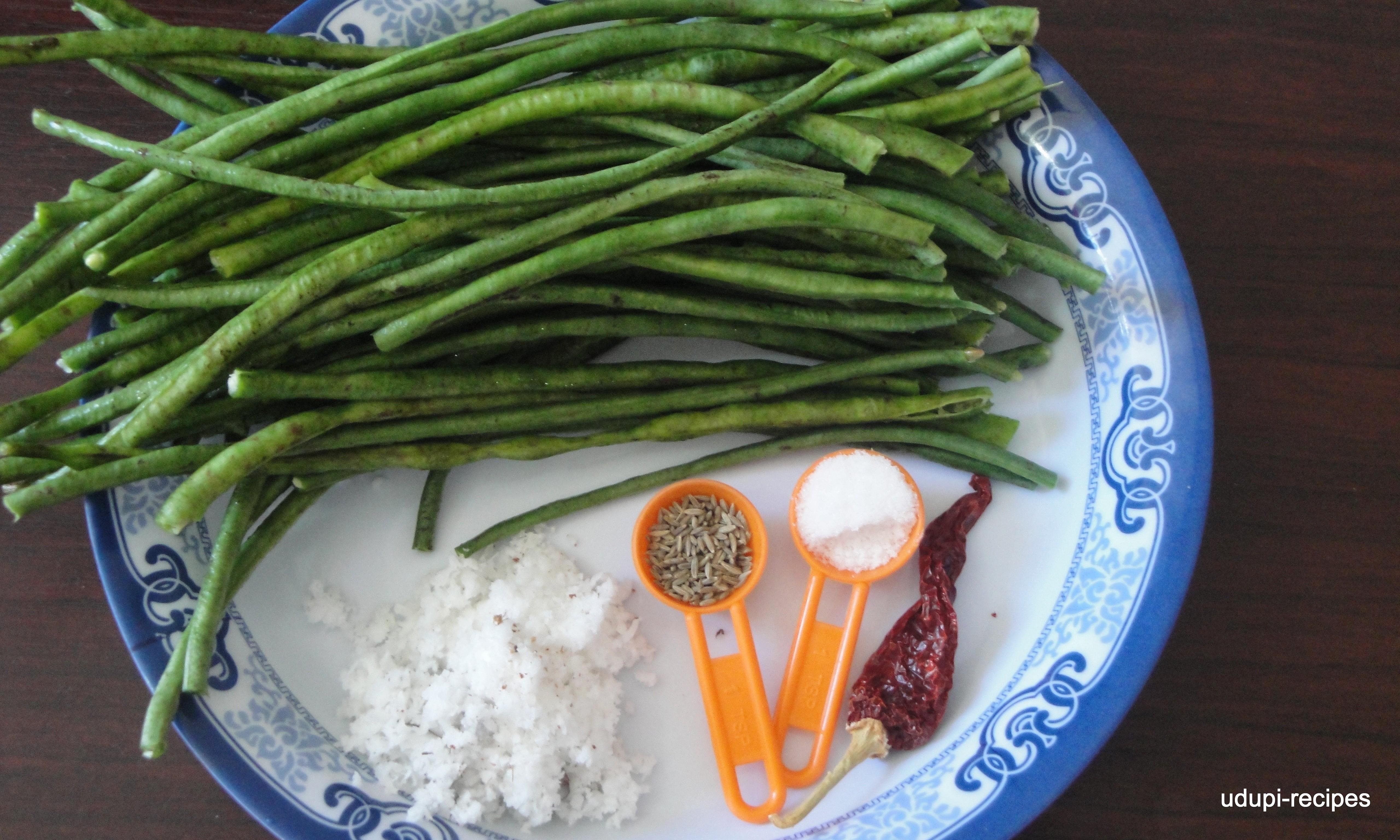 Long beans Recipe/Long beans palya/Long beans stir fry Recipe