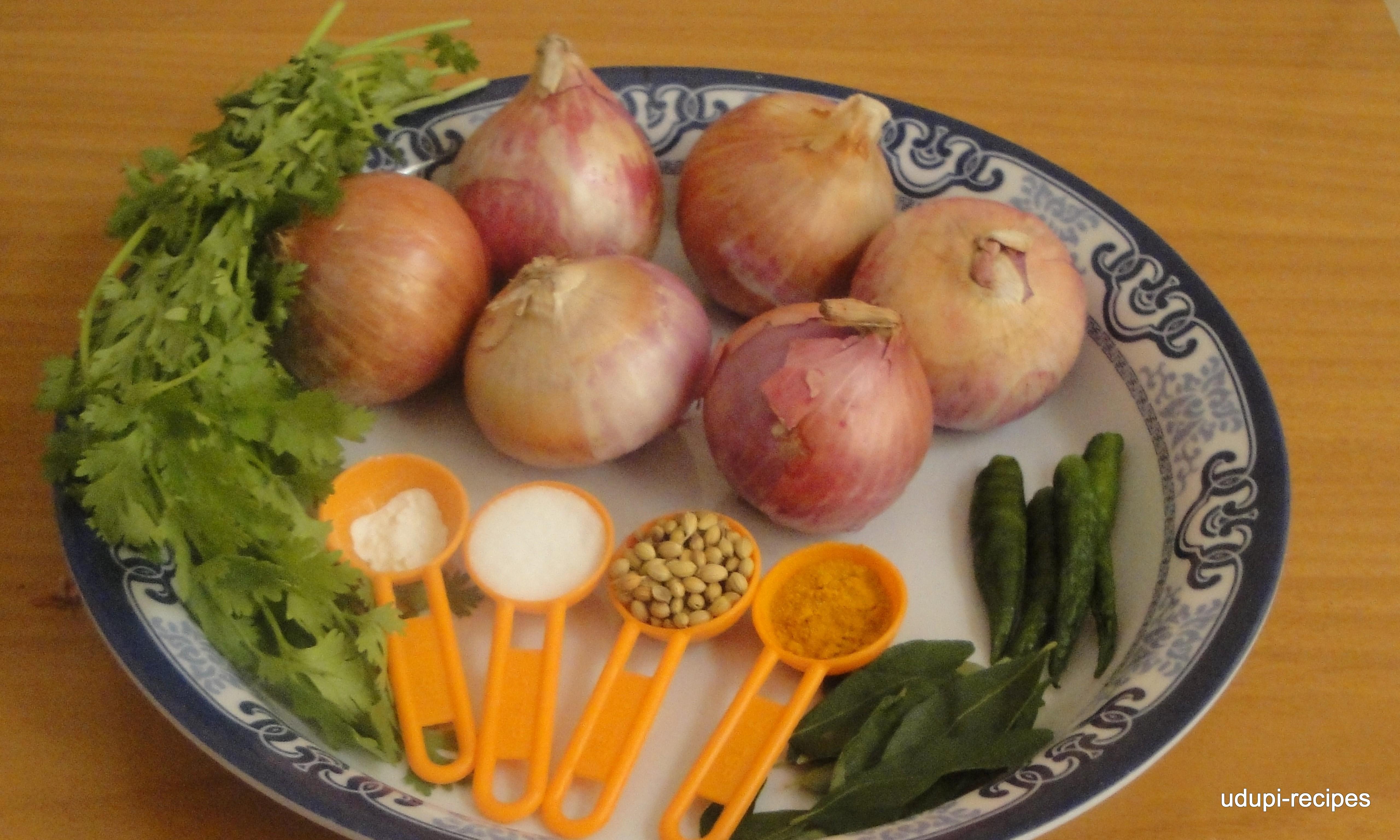 Pakoda/Onion Pakoda Recipe