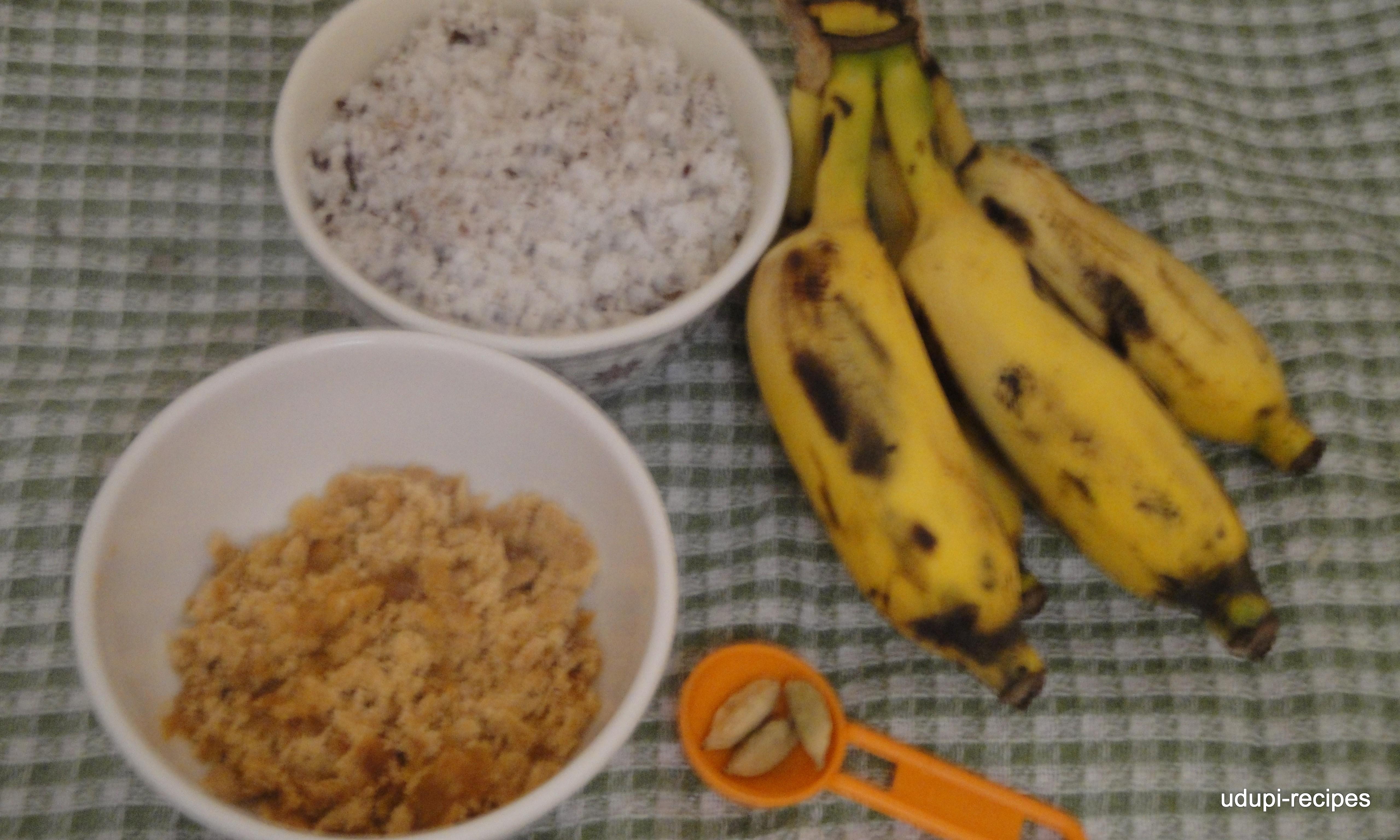 Banana Recipes-Banana Rasayana Recipe