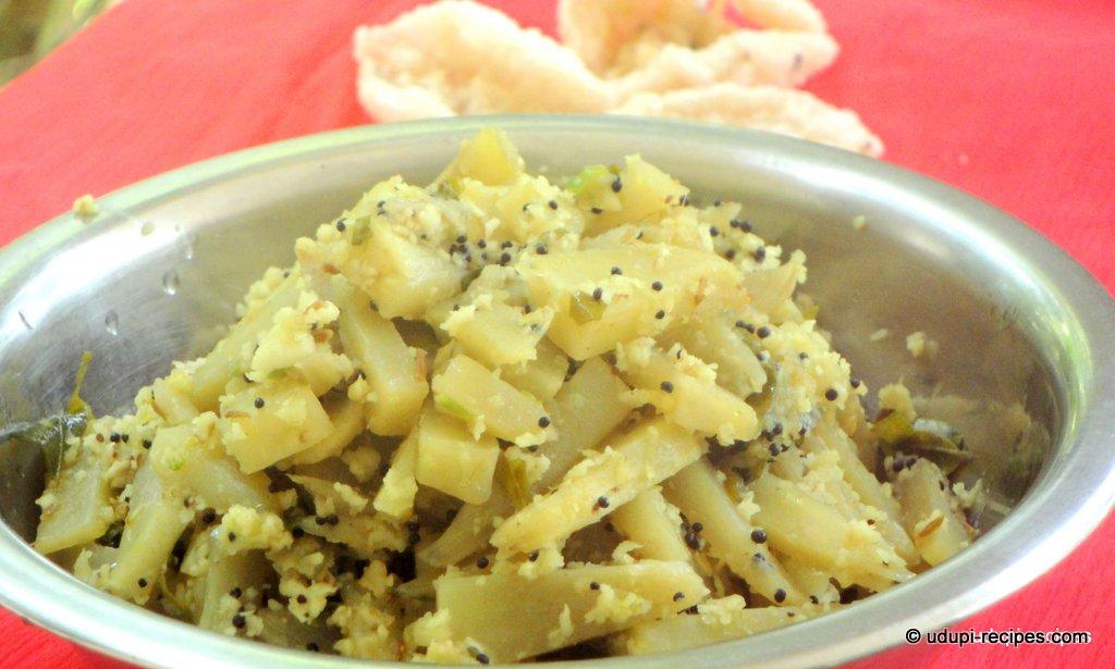 breadfruit palya