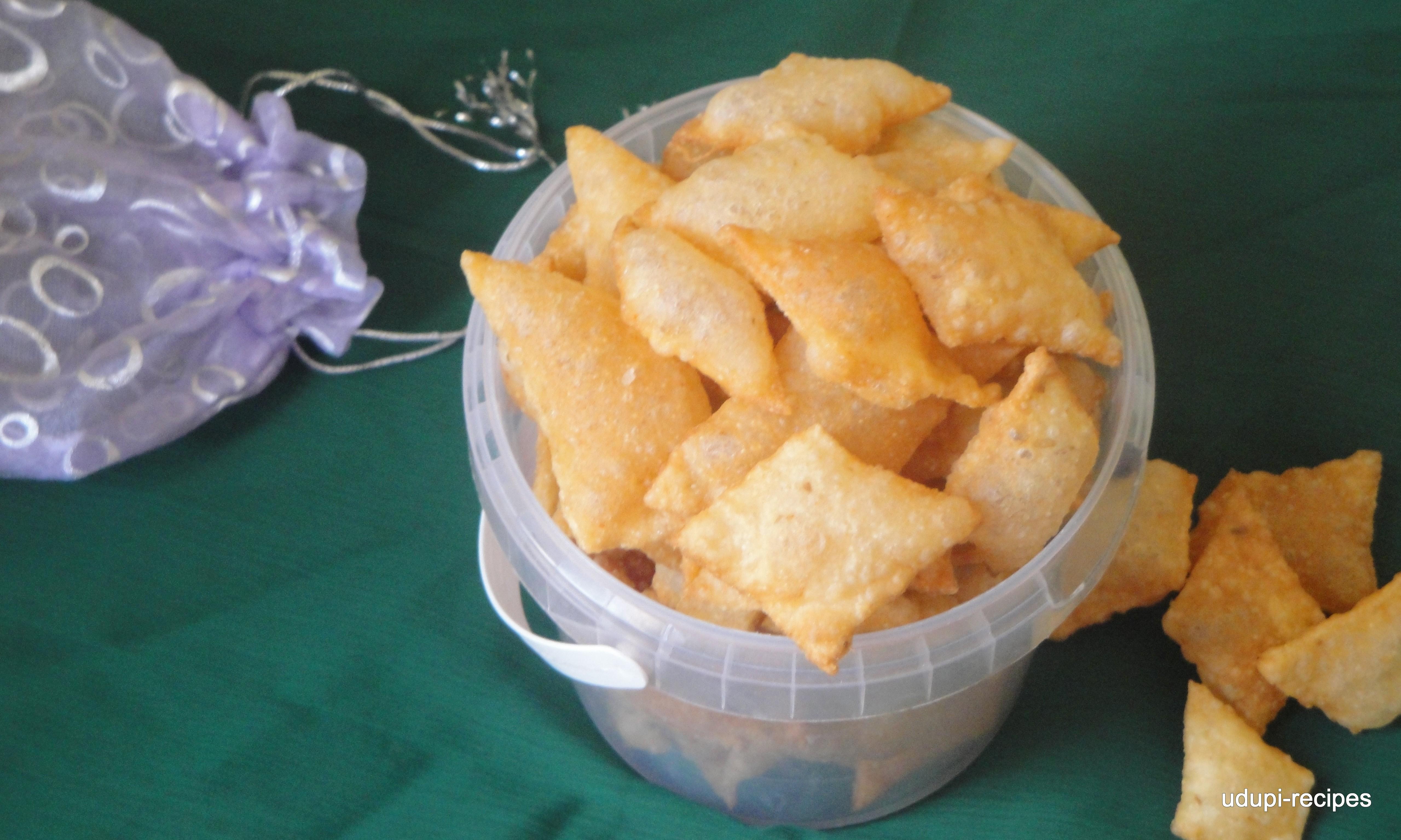 maida biscuits-diamond cuts-tukadi
