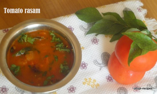 Tomato Rasam Recipe | Easy Rasam Racipe