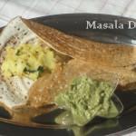 masala dosa ready