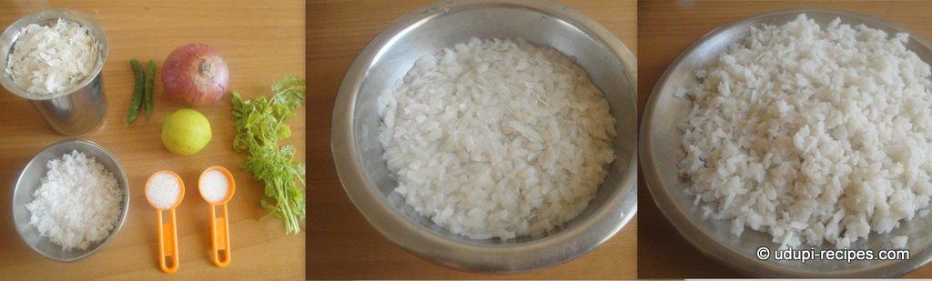 Aval Upma | Poha Upma Recipe | Easy Breakfast Recipes