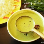 curry leaves tambli