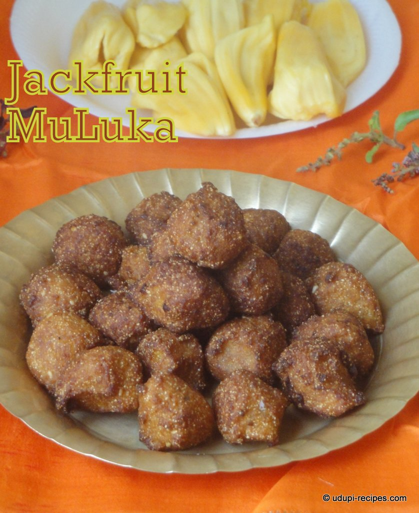Jackfruit Appa using Rava| Jackfruit MuLuka Recipe
