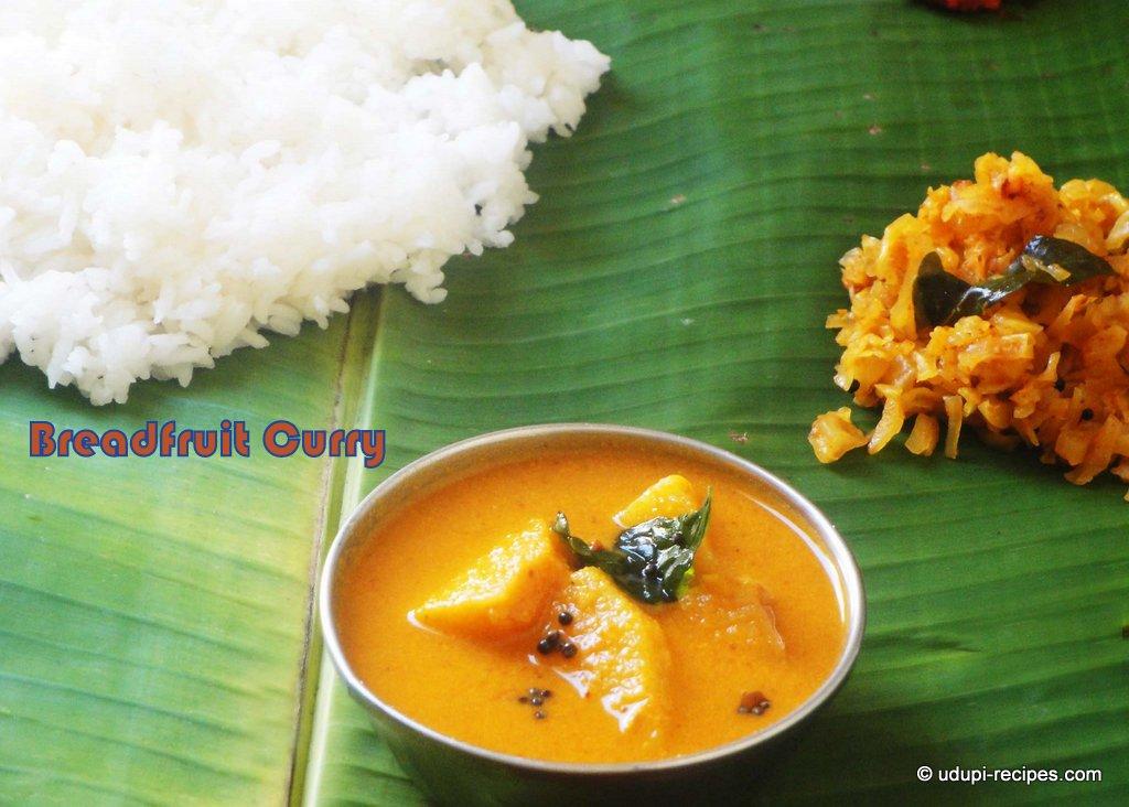 breadfruit curry