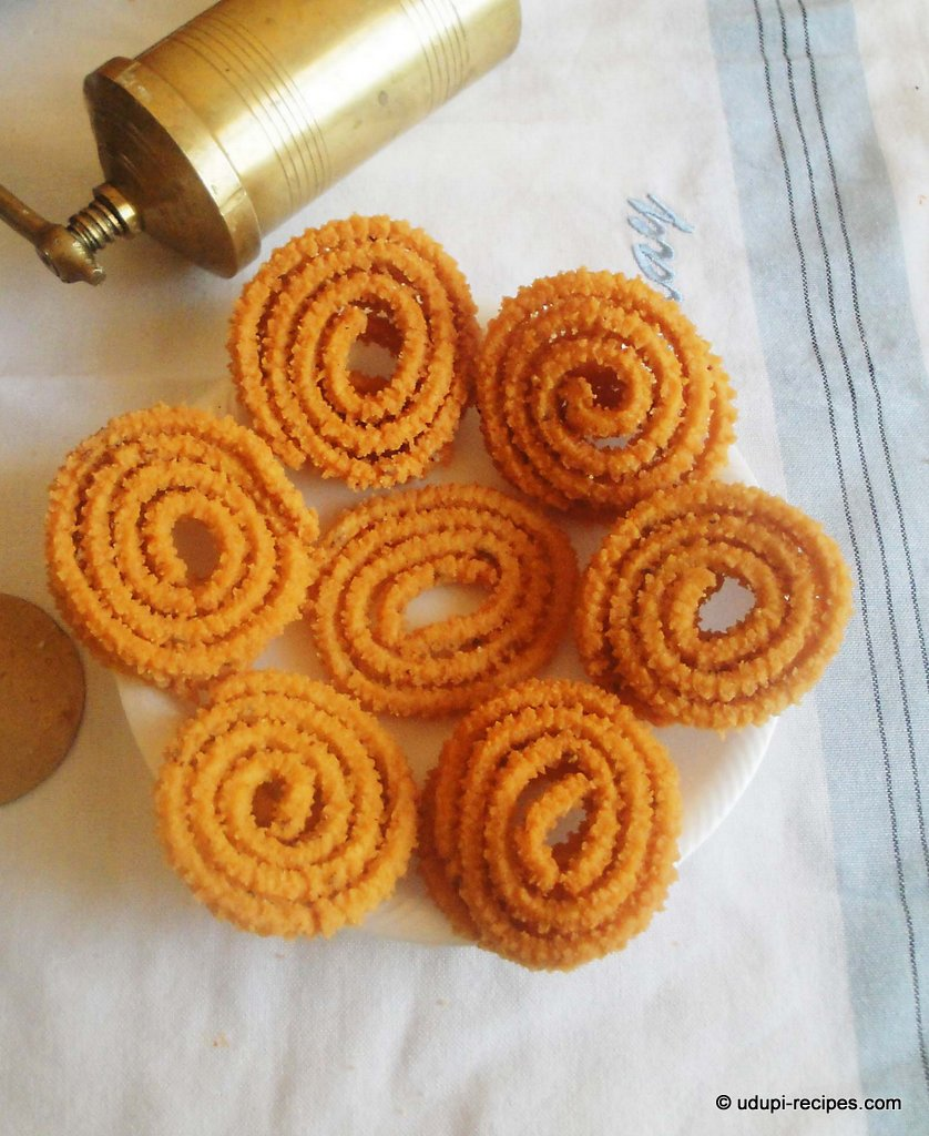 Traditional Murukku Recipe | Sri Krishna Janmashtami Recipes
