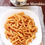 Butter murukku ready