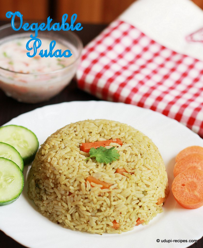 Tasty pulao #one pot meal