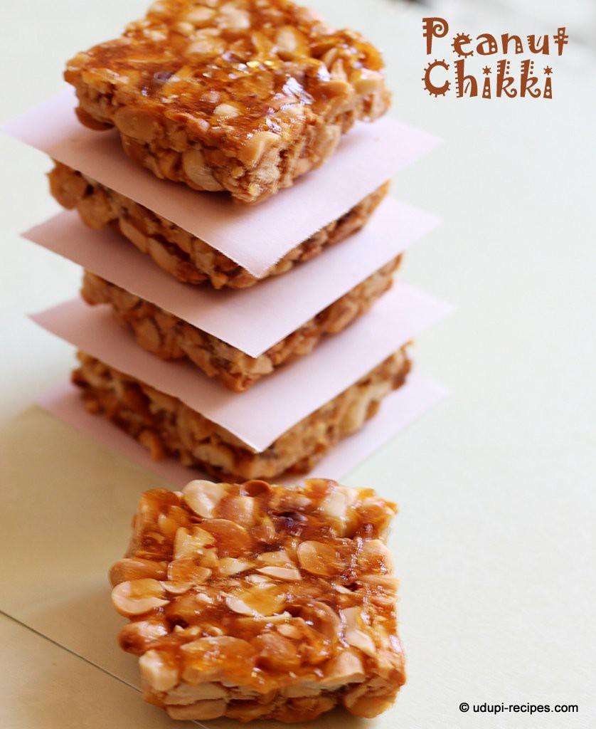 peanut brittle | Chikki