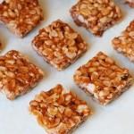 peanut brittle-chikki