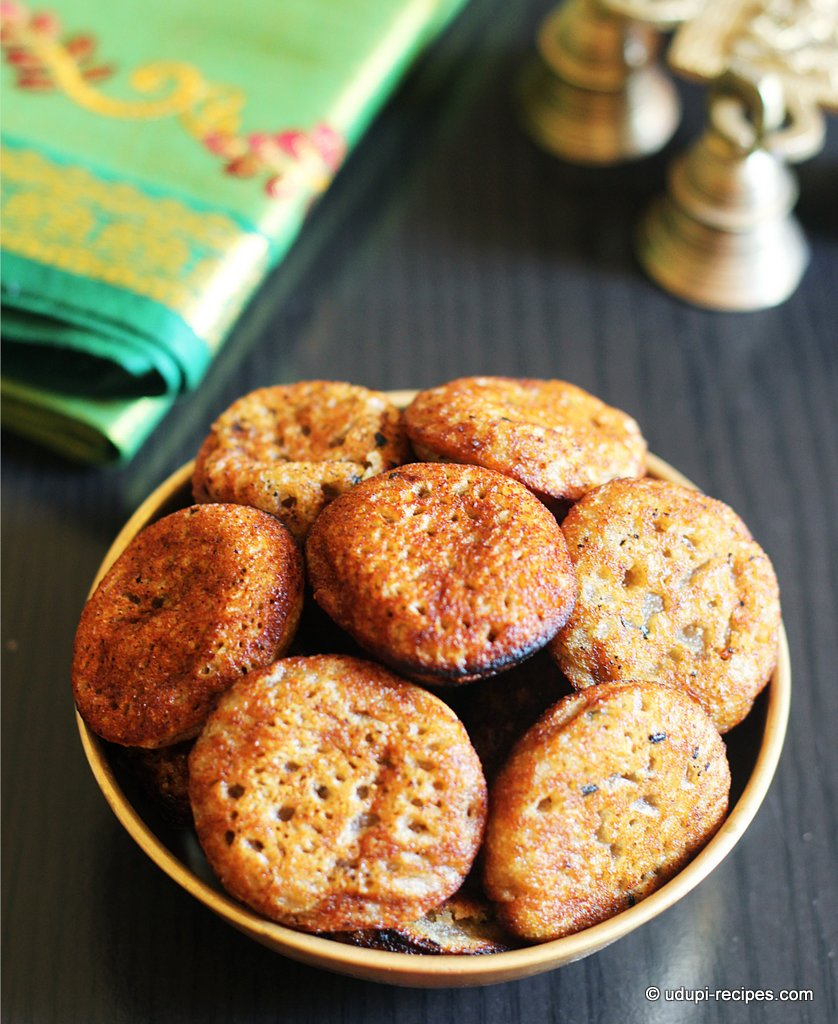 sweet appam ready to serve