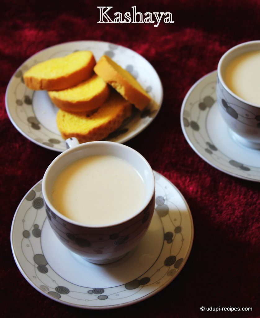 Kashaya #herbal drink