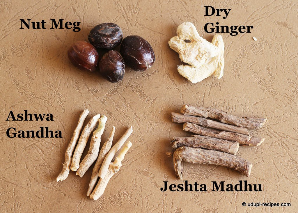 Kashaya powder spices