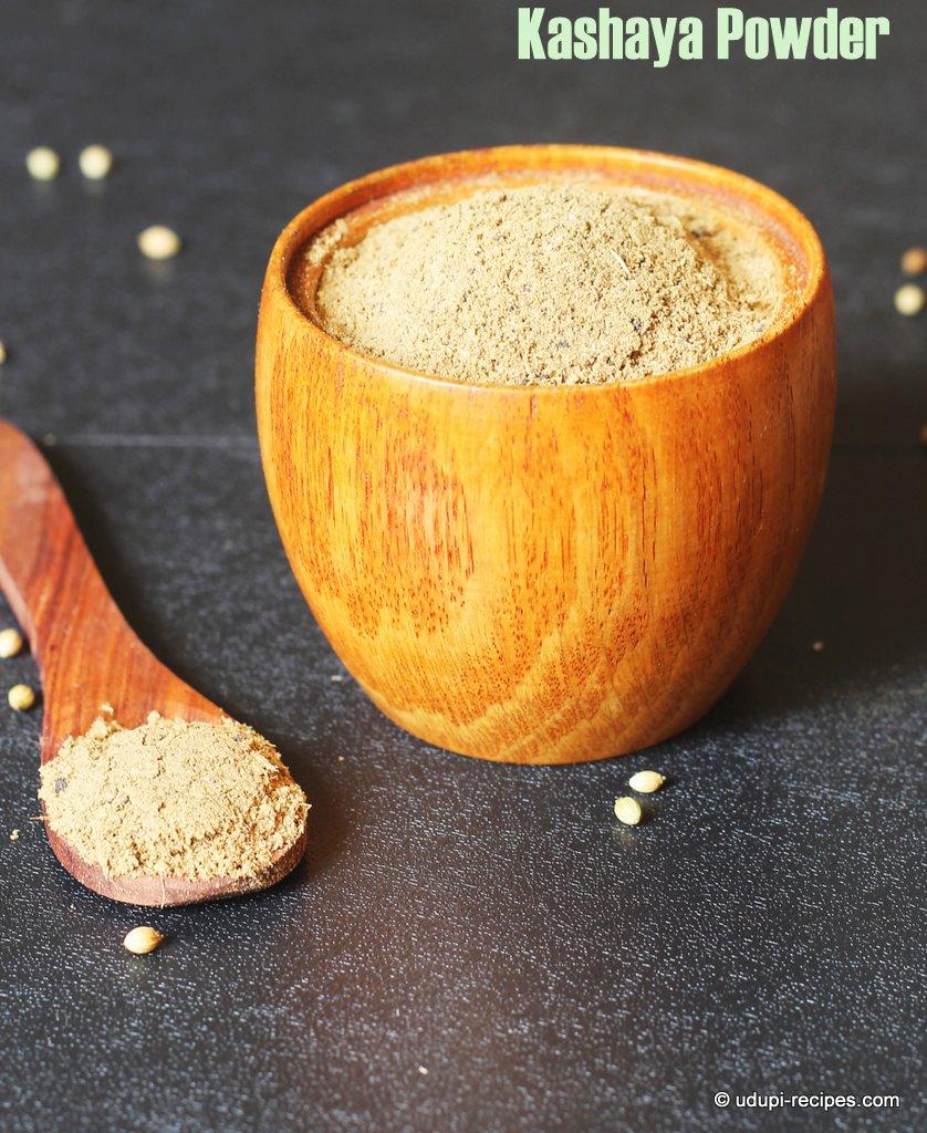 kashaya powder #herbal drink