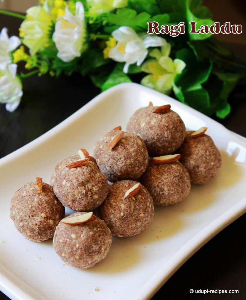 ragi laddu # finger millet balls