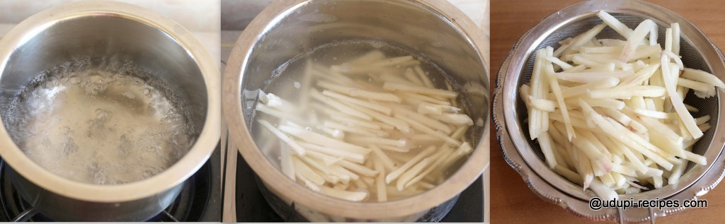 how to make kiping cassava