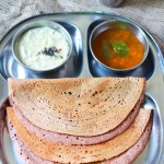 Ragi dosa #diabetic breakfast