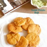 sweet potato bajji