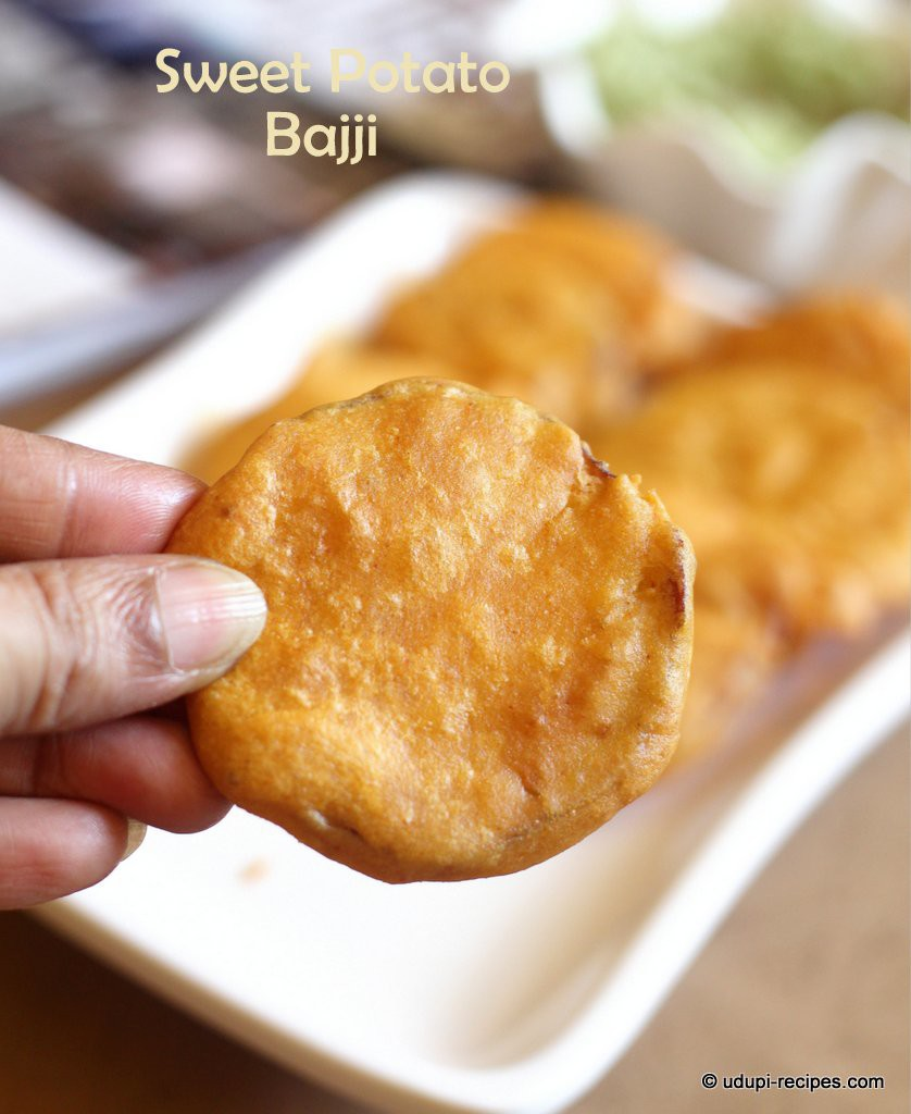 sweet potato bajji #easy snack