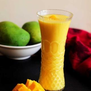 Mango Lassi #healthy summer drink