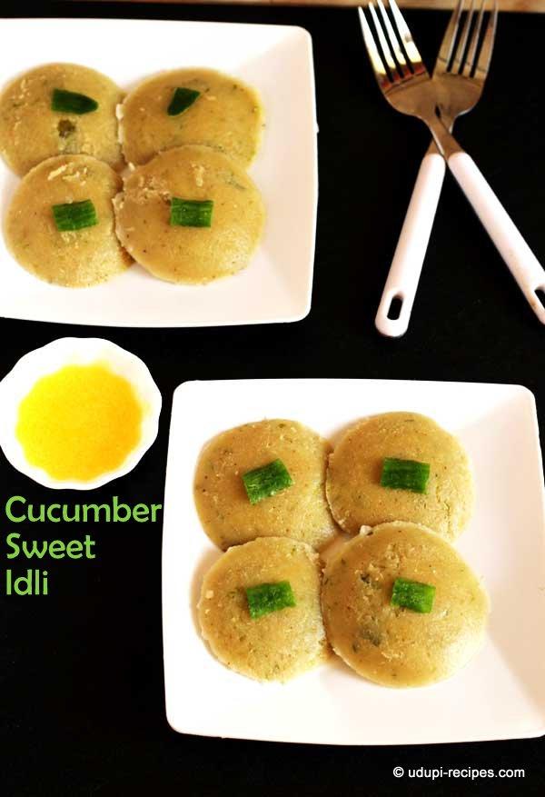 cucumber-sweet-Idli