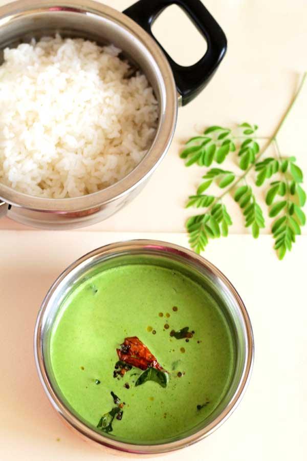 drumstick-leaves-tambli-recipe