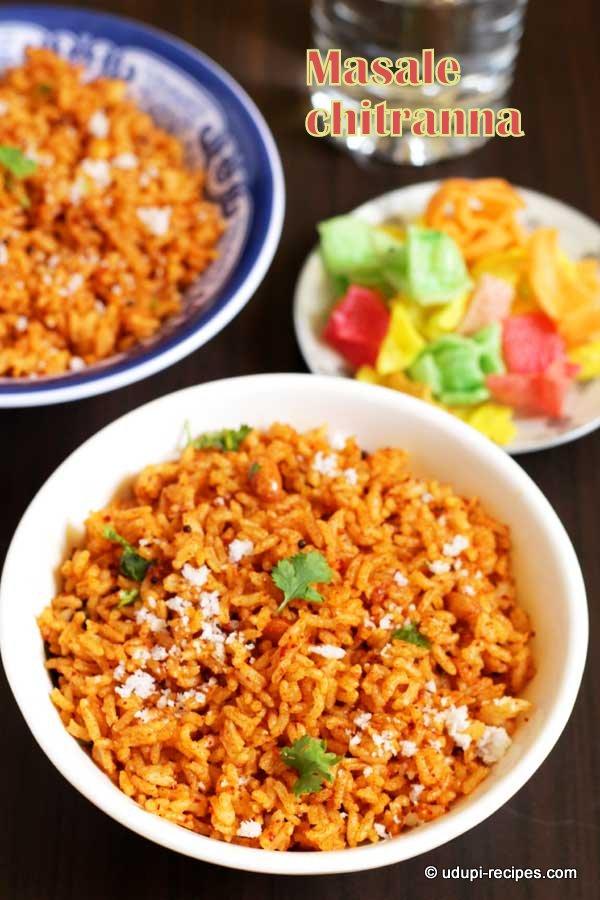 delicious masale chitranna
