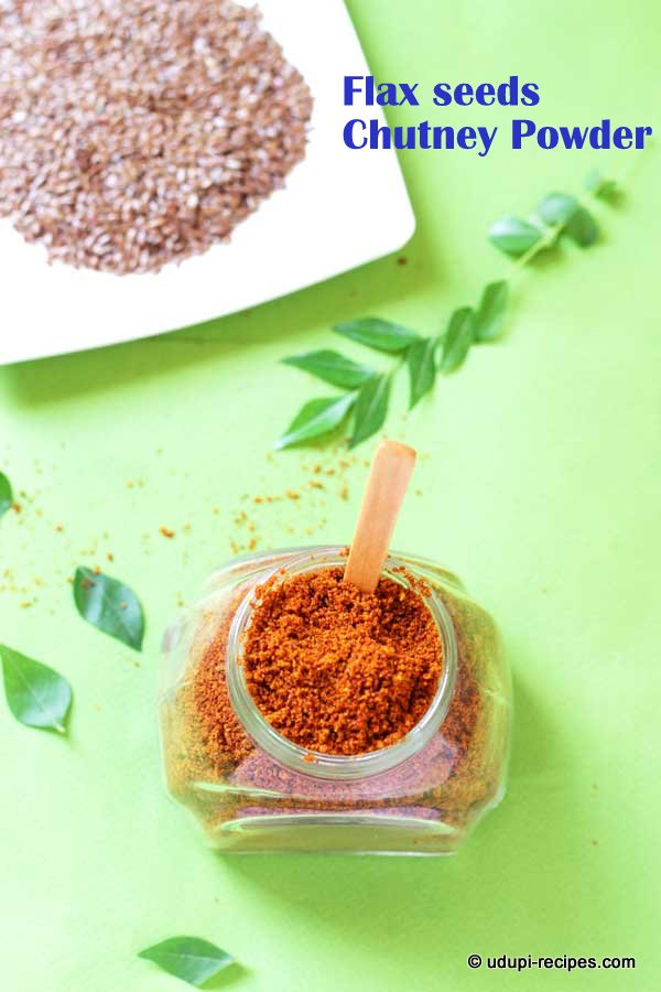 how to eat flax seed powder