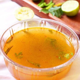 Lemon Rasam Recipe