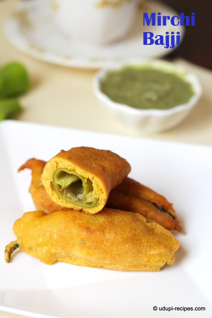 tasty mirchi bajji