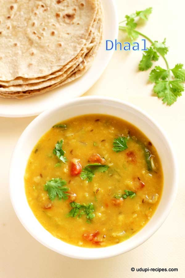 Dal Tadka | Dal Recipe | Chapati Side Dish