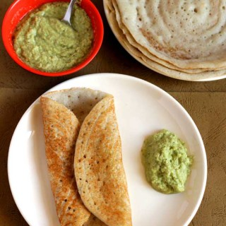 Fenugreek Seeds Dosa | Menthe Dose Recipe