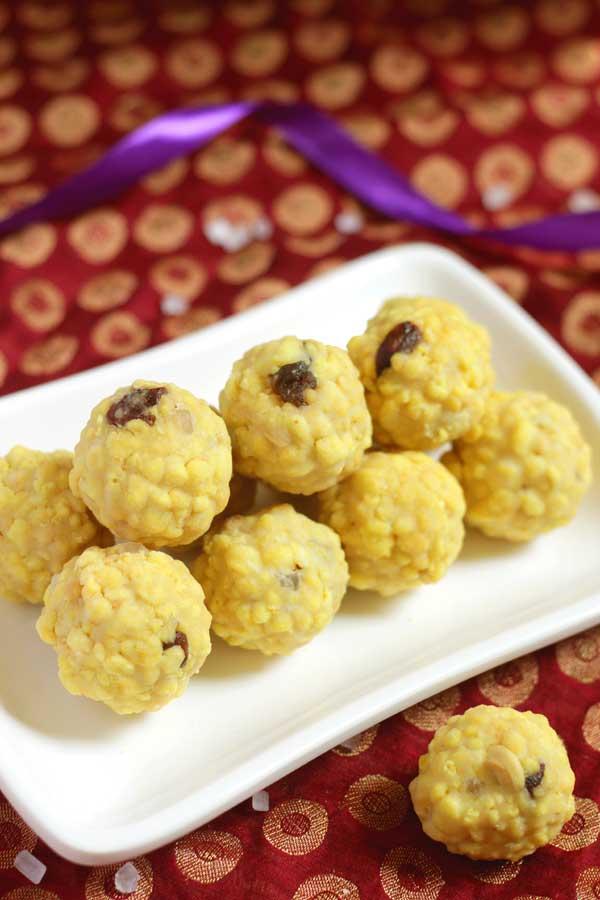 Boondi Ladoo Recipe Diwali Recipes 2015 Udupi Recipes