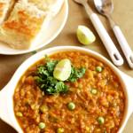 Pav-bhaji -No onion-garlic