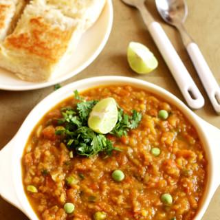 Pav Bhaji Recipe | No Onion | No Garlic